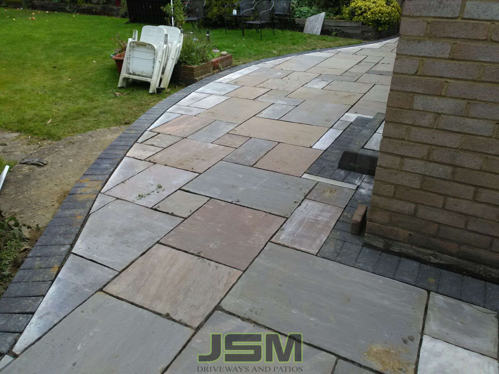 Patio Paving Company in Nash, Milton Keynes