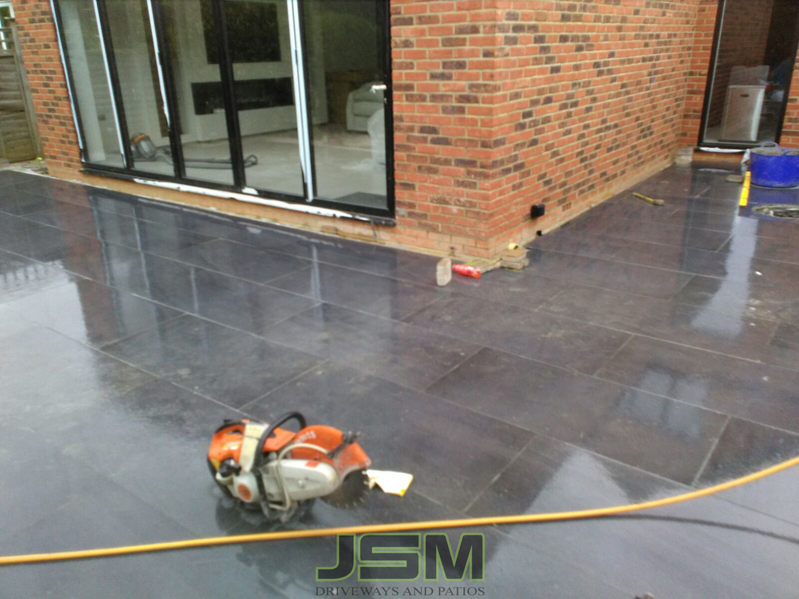 Patio Paving Contractors in Swanbourne, Milton Keynes