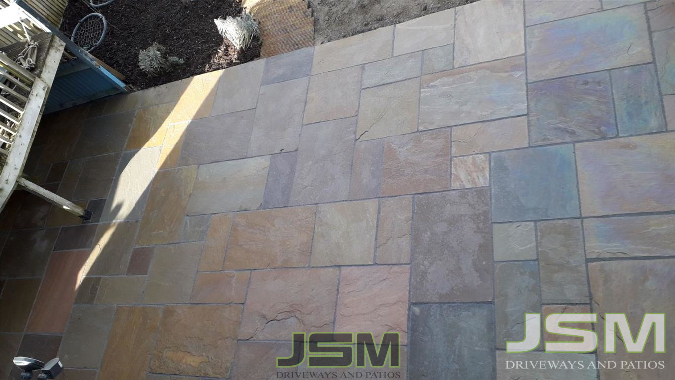 Garden Paving Company in Great Linford, Milton Keynes