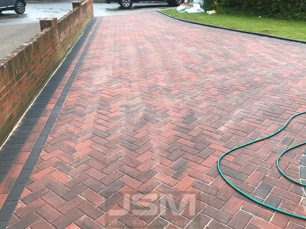 Block Paving Driveways in North Crawley