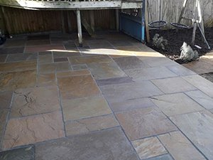 Patio paving Milton Keynes