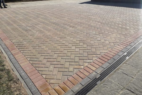Block Paving Driveway in Winslow