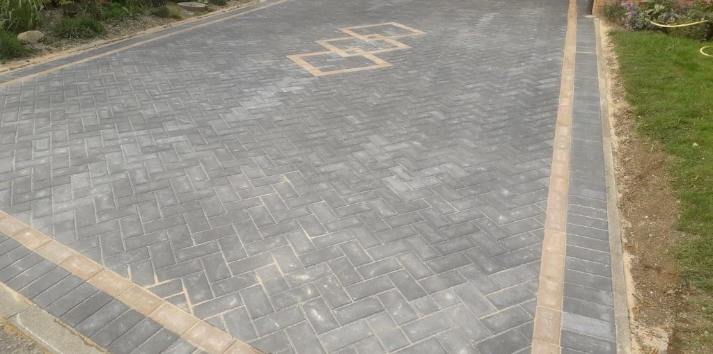 Paving Installed By Your Driveway Company in Milton Keynes