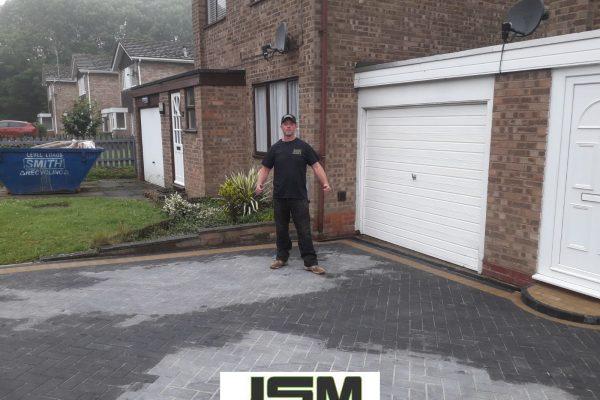 New Driveway Installation in Milton Keynes