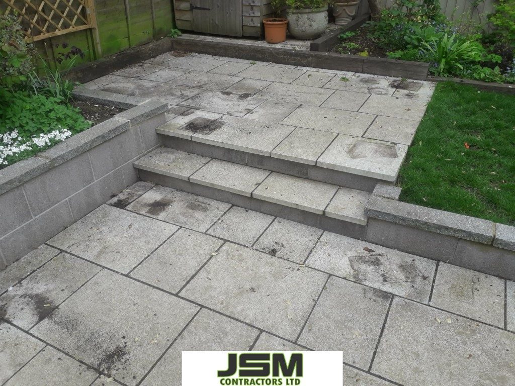 Indian Sandstone Before The Work